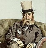 George Whyte-Melville via Wikipedia