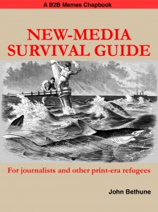Cover of the New-Media Survival Guide
