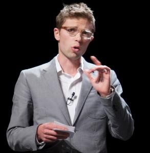 Jonah Lehrer at PopTech 2009